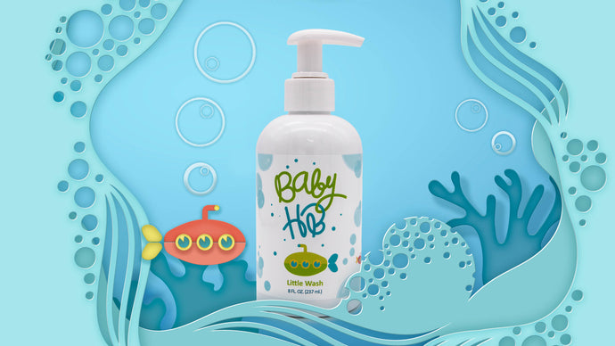 Baby Hb - Little Wash.