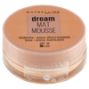 Maybelline New York Fondotinta Dream Mat Mousse, Base Opacizzante in Mousse, 21 Nude