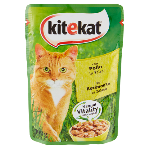 Image of Kitekat con Pollo in Salsa 100 g