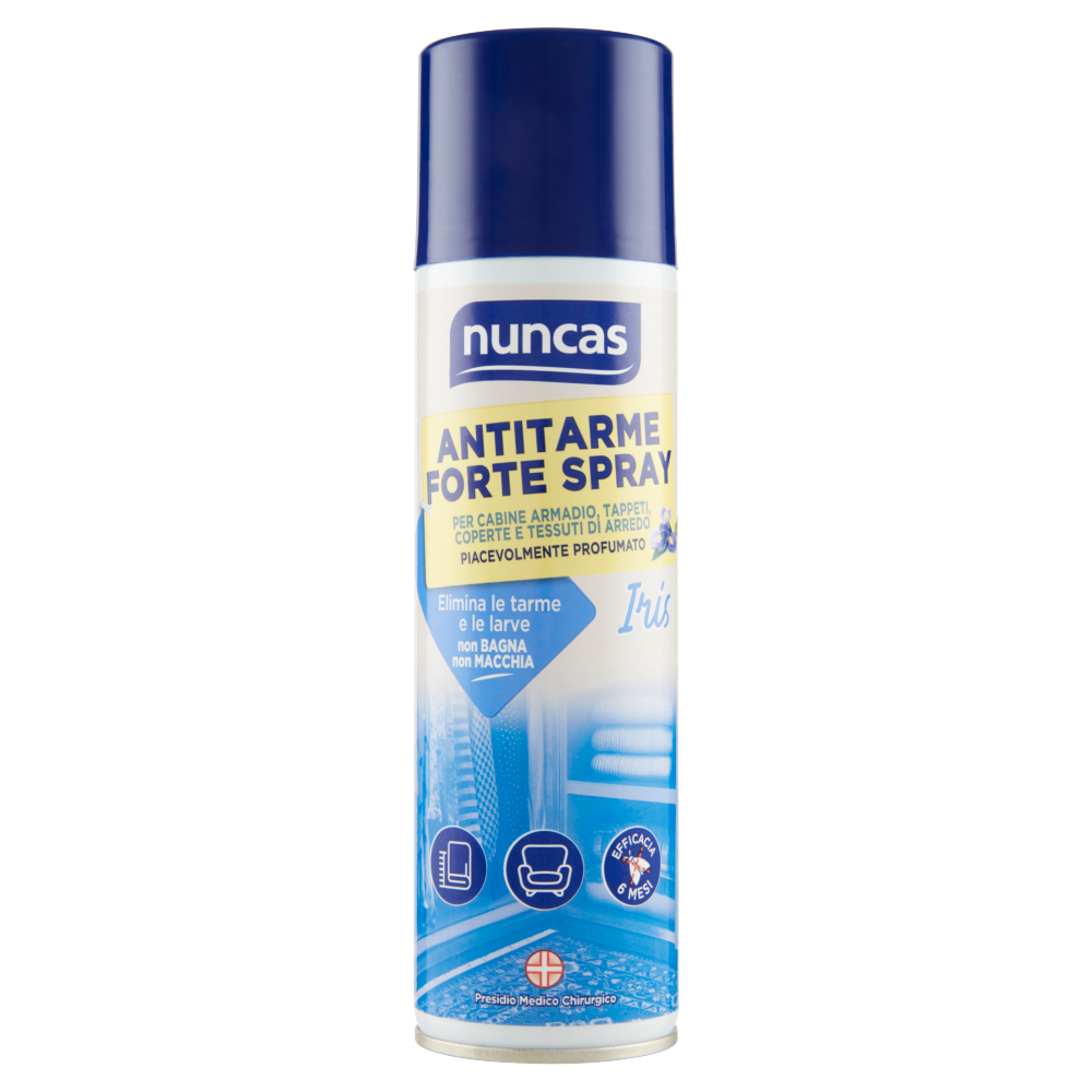 nuncas Antitarme Forte Spray Iris 250 ml