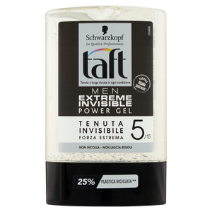 taft Men Extreme Invisible Power Gel 300 ml