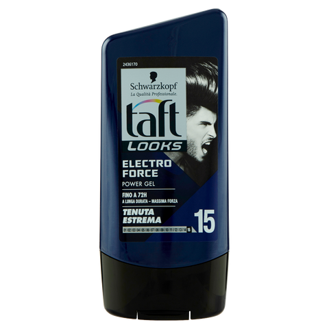 Image of taft Looks Electro Force Power Gel 150 ml