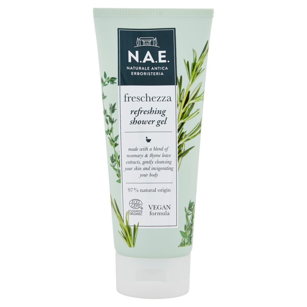 N.A.E. Naturale Antica Erboristeria freschezza refreshing shower gel 200 ml
