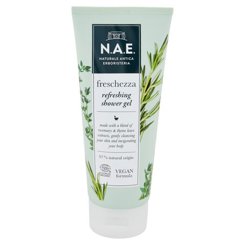 Image of N.A.E. Naturale Antica Erboristeria freschezza refreshing shower gel 200 ml