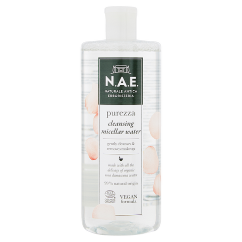 Image of N.A.E. Naturale Antica Erboristeria purezza cleansing micellar water 500 ml