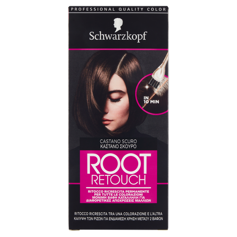 Image of Schwarzkopf Castano Scuro Root Retouch
