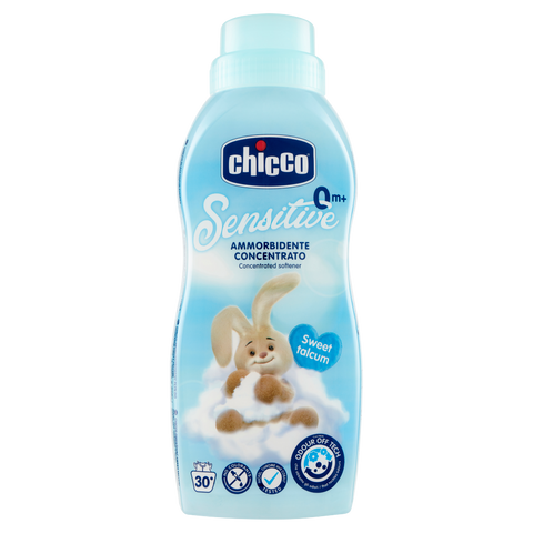 Image of chicco Sensitive 0 m+ Ammorbidente Concentrato Sweet talcum 750 mL