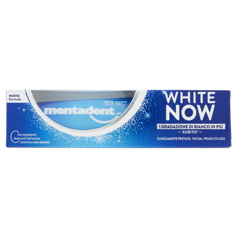 Image of Mentadent White Now 75 ml