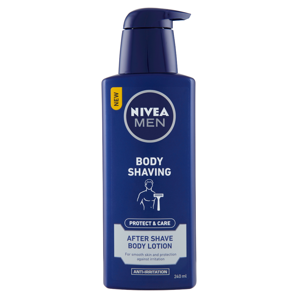 Nivea Men Protect & Care Body Shaving After Shave Body Lotion 240 ml