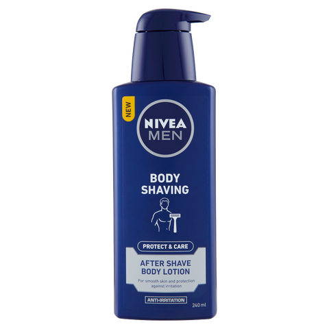 Image of Nivea Men Protect & Care Body Shaving After Shave Body Lotion 240 ml