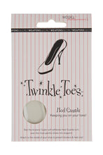 Load image into Gallery viewer, Secret Weapons - Twinkle Toes Heel Guards