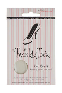 Secret Weapons - Twinkle Toes Heel Guards