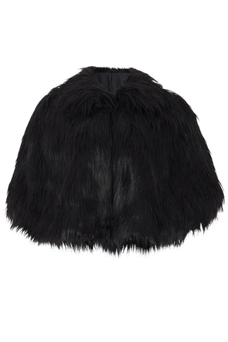Unreal Fur - Camille Fur Cape