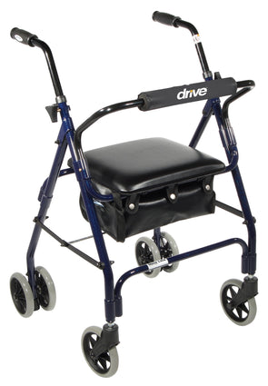 Mimi Lite Push Brake Rollator Walker