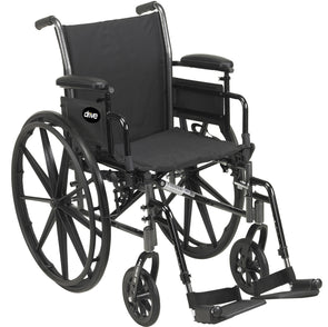 Rental Light Weight Wheelchair