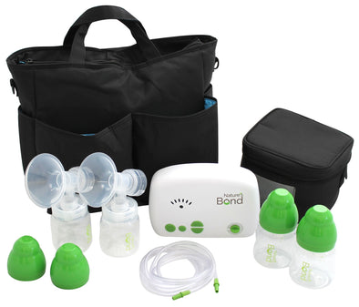 Insurance Nature's Bond Breast Pump & Kit