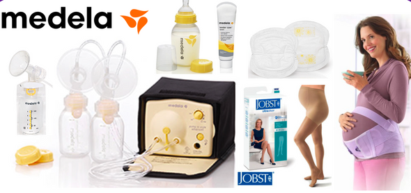 The Medela Comfort Package