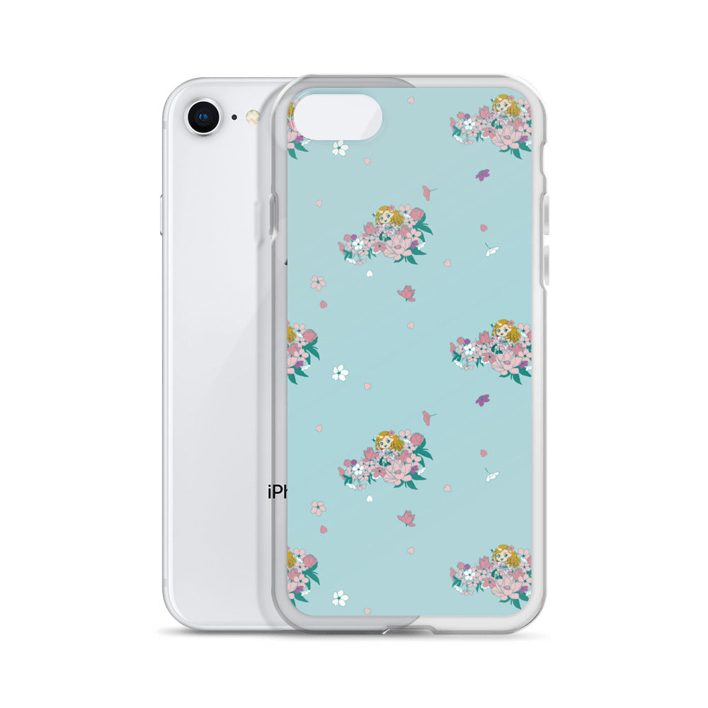Doll Fairy Floral iPhone Case - The Doll Fairy
