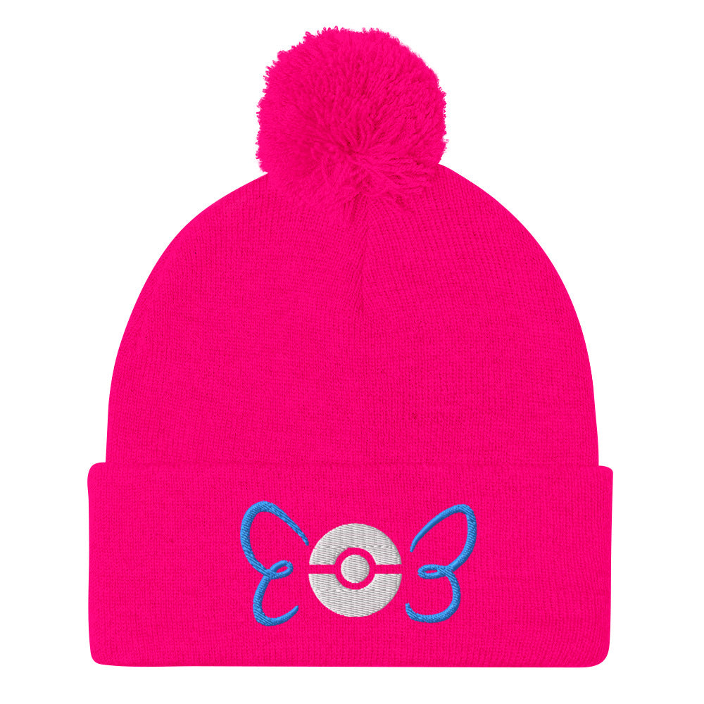 Fairy Trainer Pom-Pom Beanie - The Doll Fairy