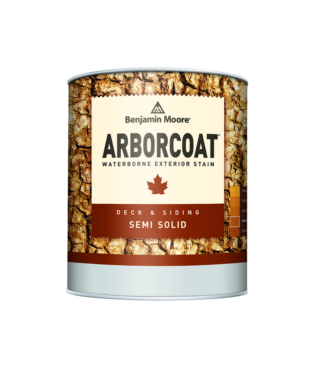 Arborcoat Semi-Solid Pint, available at Catalina Paints in CA.