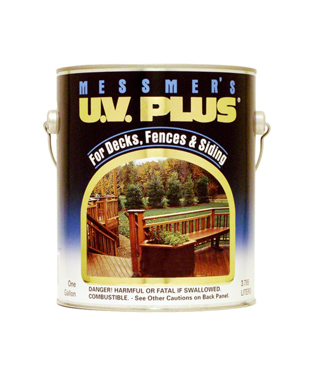 Messmers UV Natural Finish, available at Catalina Paints in CA.