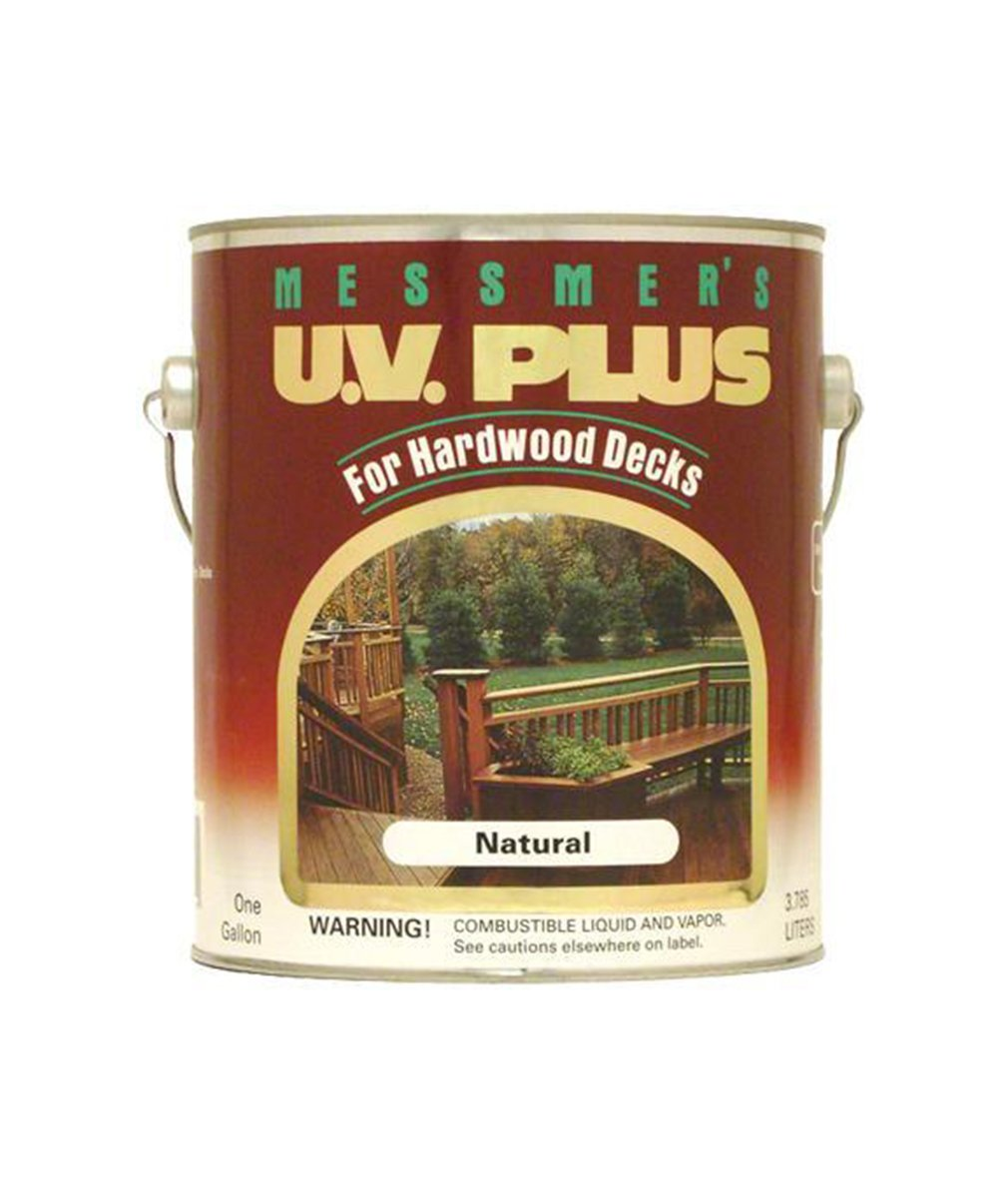 Messmers UV Hardwood Finish, available at Catalina Paints in CA.