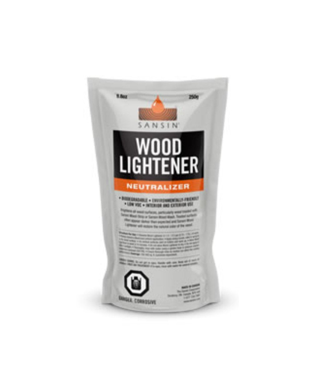 Sansin Wood Lightener, available at Catalina Paints in CA.
