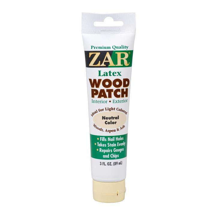 Zar Wood Patch, available at Catalina Paints in CA.
