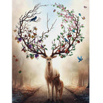 Fantasy Styles Lovely Deer Diamond Painting Kits For kids AF9133