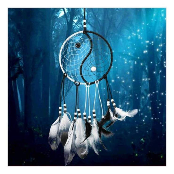 2019 5d Diy Diamond Painting Kits Dream Catcher In The woods QB5341