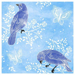 2019 5d DIY Diamond Painting Kits  Blue Bird On The Tree QB5805
