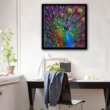 5d Diamond Painting Elegant Peacock VICM1033 (1766932086874)