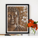 2019 5d DIY Diamond Painting Kits Mahayana Buddha Religion VM8189