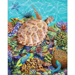 2019 5d Crystal Diamond Painting Kits Sea Turtle  QB0051