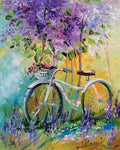2019 5D DIY Diamond Painting Kits Oil Painting Bicycle NB0057