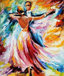2019 5d Diy Diamond Painting Kits Oil Painting Style Dancer NA0913
