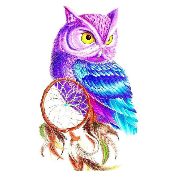 2019 5d Diy Diamond Painting Kits Dream Catcher QB5302