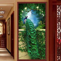 2019 5d DIY Diamond Painting Kits  Animal Peacock  VM72865