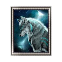 5d Diy Diamond Painting Kits Special Wolf Pattern  VM7323