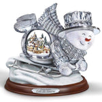 New Arrival Winter Snowman 5d Diy Cross Stitch Diamond Painting Kits QB7139