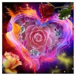 Hot Sale Valentines Day Gift Romantic love Diamond Painting Kits AF9432