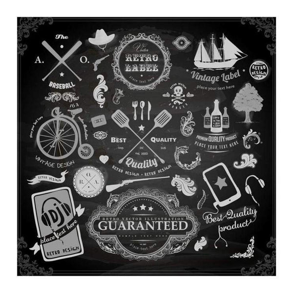 High Quality Product Blackboard Diamond Painting Kits AF9049