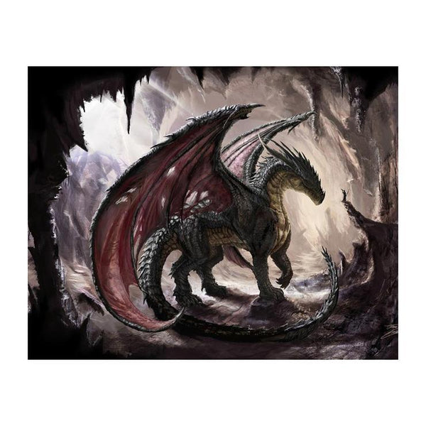 Cheap Dream Series Dragon Diamond Painting Kits AF9116