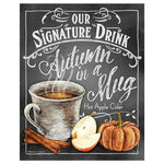 Popular Food&Drink Blackboard 5d Diy Diamond Painting  Kits AF9037