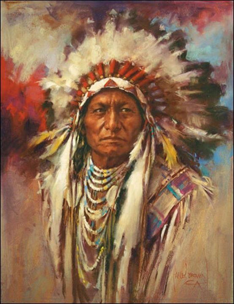 2019 5d Crystal Diamond Painting Kits Indian Soldier Portrait Diy VM29966