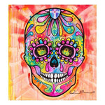 2019 5d DIY Diamond Painting Best Colorful Skull QB6023