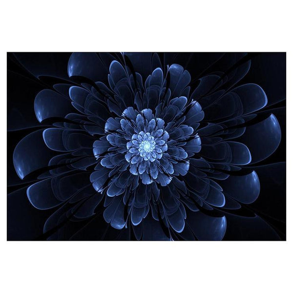 5d Full Diamond Painting Kits Best Dream Style Abstract Flower  QB5730