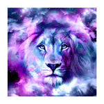 5d Full Diamond Painting Kits Best Dream Style Lion Pattern  QB5850
