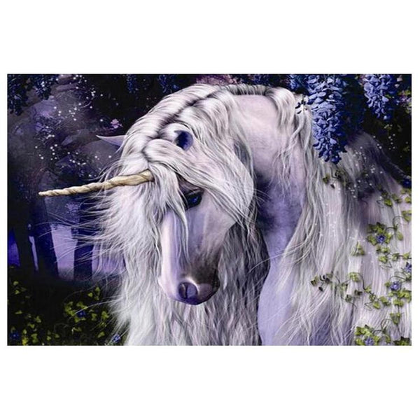 Hot Sale Dream Unicorn Pattern Embroidery Stitch Diy 5d Diamond Painting Kits QB5422