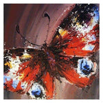 5d Full Diamond Painting Kits Best Oil Painting Style Butterfly QB5495